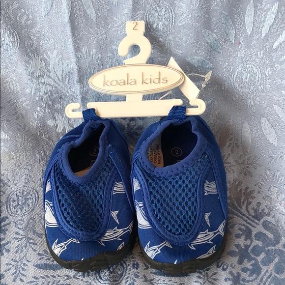 325 Nwt Koala Kids Water Shoes Baby Boy